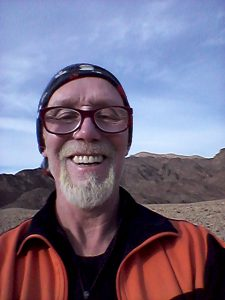 Jacobus Reyers Israel National Trail INT
